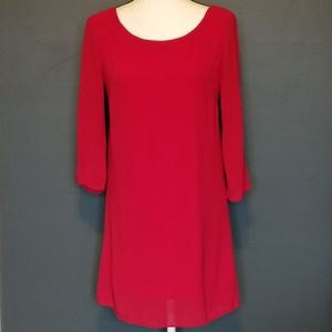 TOBI Red Sheath Dress